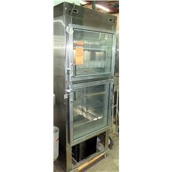 Utility Dual-Temp Refrigerator Freezer 115V, Model RF-30-55-2G-N-C