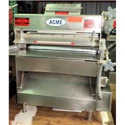Acme Countertop Pizza Baker's Dough Roller, Adjustable
