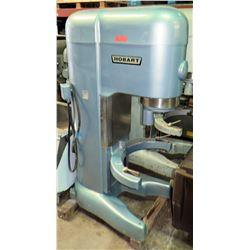 Hobart Commercial Mixer Model M802 w/ Attachments
