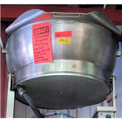 Cleveland 15 Gallon Tilting Skillet 3 Phase Model SET-15