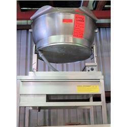 Cleveland 15 Gallon Tilting Skillet 3 Phase Model SET-16