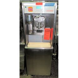 Burger King Heat Treatment Shake Freezer Model H63-33