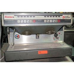 Premier Nuova Simonelli Espresso Operating System Coffee Maker