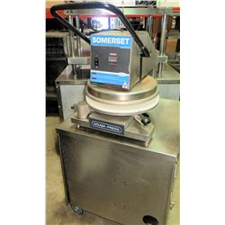 Somerset Commercial Dough Press, Model SDP-747