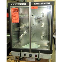 Old Hickory Glass Door Rotisserie, Model N-1.9E