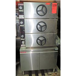 Market Forge 3 Drawer Steamer Model M36G200A