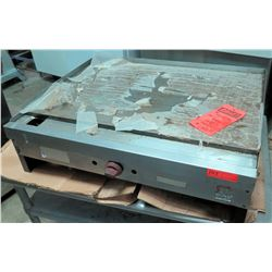 """Wolf Minipack Torre 36"""" Teppan Gas Griddle"""