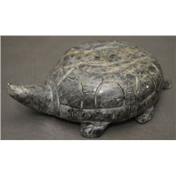 CREE INDIAN STONE TURTLE (LEO PATRICK)