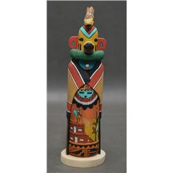 HOPI INDIAN KACHINA (ELWIN NAMOKI)