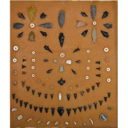 ANASAZI INDIAN ARROWHEADS
