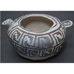 MCELMO INDIAN POTTERY BOWL