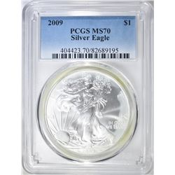 2009 ASE PCGS MS-70