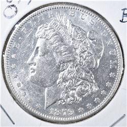 1879-O MORGAN DOLLAR, CH BU