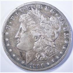 1896-S MORGAN DOLLAR XF KEY DATE