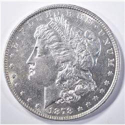 1878 7TF MORGAN DOLLAR  BU