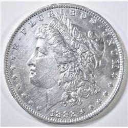 1882-O/S MORGAN DOLLAR AU/BU
