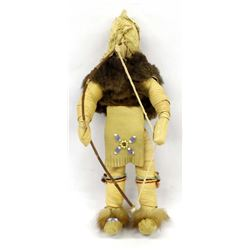 Native American Iroquois Faceless Cornhusk Doll