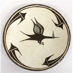 Zia Pottery Plate by Vicentita Pino