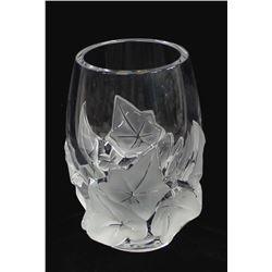 Beautiful Lalique Crystal Vase