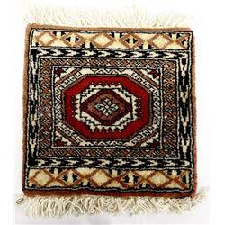 Fringed Persian Rug Sampler