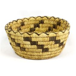 Vintage Native American Pima Basket