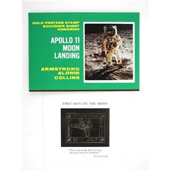 Lot of Apollo XI