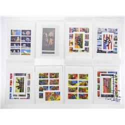 Lot of 164 Stamps - Apollo XI
