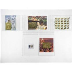 Lot of 58 Stamps - Apollo XI