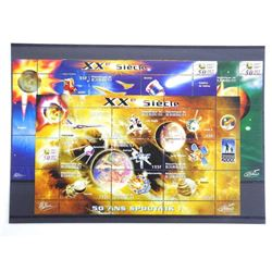 Lot of 27 Stamps - Apollo XI