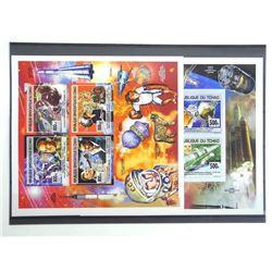 Lot of 16 Stamps - Apollo Xi