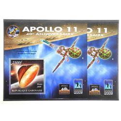 Lot of 2 - Apollo XI