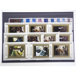 Lot of 32 Stamps - Apollo XI