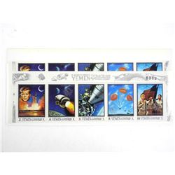 Lot of 20 Stamps - Apollo XI