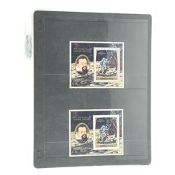 Lot of 2 Stamps - 4th Centenary of Johan Kepler.