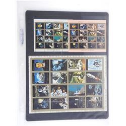 Lot of 48 Stamps - Ajman State.