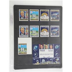 Lot of 10 Stamps - Sharjah & Dependencies.