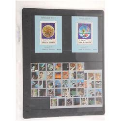 Lot of 58 Stamps - Umm Al Qiwain.