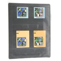 Lot of 4 Stamps - Yemen Arab Republic.