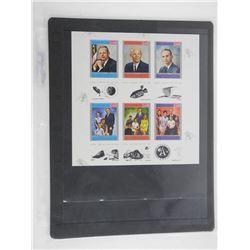 Lot of 6 Stamps - Yemen.
