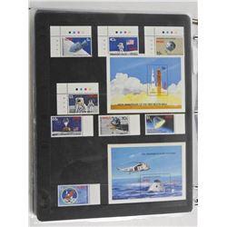 Lot of 10 Stamps - Nasa.