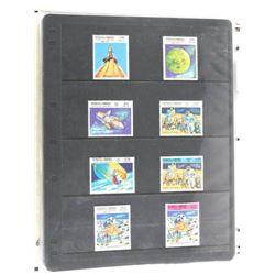 Lot of 8 Stamps - Honduras