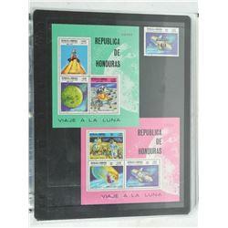 Lot of 7 Stamps - Honduras