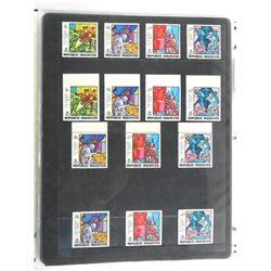 Lot of 14 Stamps - Maldives.