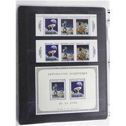 Lot of 8 Stamps - Republique Dutchad.