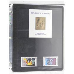 Lot of 3 Stamps - Republique Dutchad.