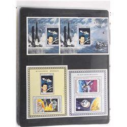 Lot of 6 Stamps - Republique Dutchad.