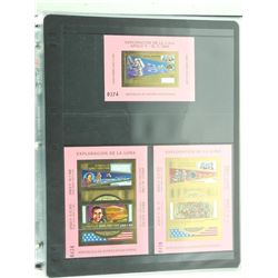Lot of 3 Stamps - Republica De Guinea.