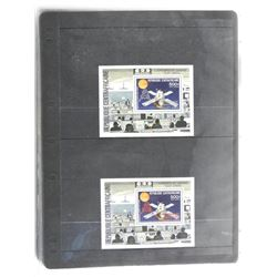 Lot of 2 Stamps - Republique Centraficaine.