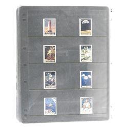 Lot of 8 Stamps - Republique De Guinee.
