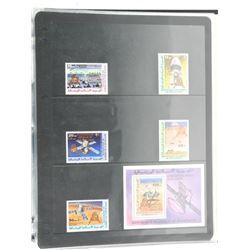 Lot of 6 Stamps - Republique Islamique De Mauritaine.